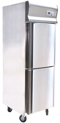 Refrigerated cabinet Altezoro MJ 0.5L 2D