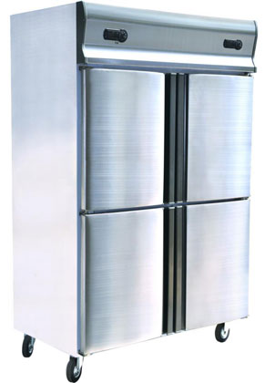 Refrigerated cabinet Altezoro MJ 1.0L 4D Y